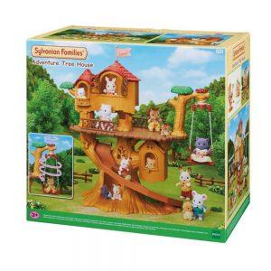 משפחת סילבניאן - בית עץ חדש 5450