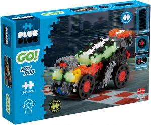 פלוס פלוס מכונית מירוץ 240 חלקים - Plus Plus