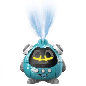 סילברליט - רובוט קוויזי משפריץ מים