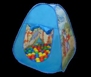 אוהל כדורים - פו הדב