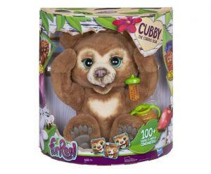furReal - קובי הדובי הסקרן