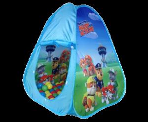 אוהל כדורים - מפרץ ההרפתקאות