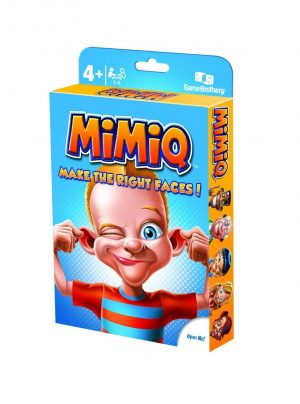 MiMiQ חיקוי מנצח - האם תצליחו לחקות את הפרצוף?