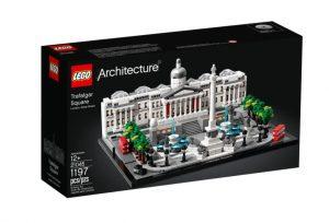 לגו ארכיטקטורה - כיכר טרפלגר 21045