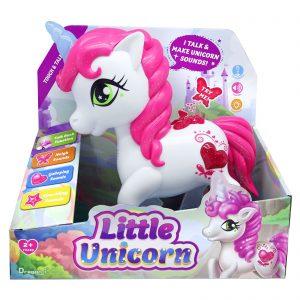 Little Unicorn - חד קרן אלקטרוני מקליט ומדבר