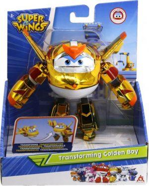 מטוסי על - ילד זהב משנה צורה
