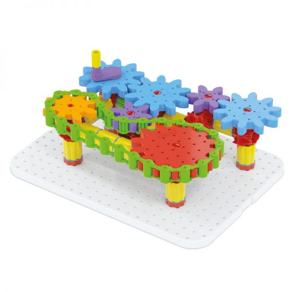 קוארצ'טי - גלגלי שיניים טכני דגם 6136 - 100 חלקים