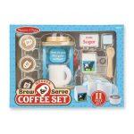 40302סט להכנת והגשת קפה מעץ – מליסה ודאג
