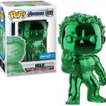 38672בובת פופ – הענק הירוק ירוק כרום