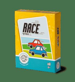 Race רייס המירוץ - משחקי שפיר