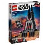 42472לגו מלחמת הכוכבים – הטירה של דארת ויידר 75251