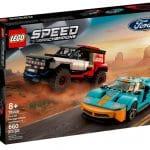 42636לגו ספיד – מירוץ מכוניות פורד 76905