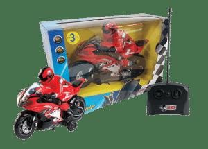 HST - אופנוע ריידר על שלט 2 כיוונים