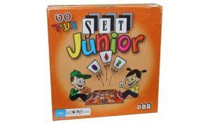 סט ג'וניור - משחק קלפים