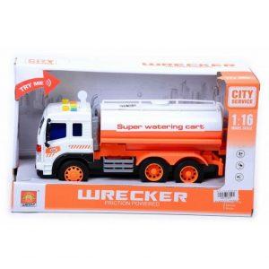 משאית מיכל דלק - MK