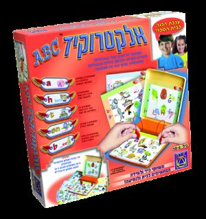 אלוטרוקיד ABC - משחקי יצירה