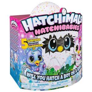 האצ'ימלס - Hatchimals Hatchibabies Cheetree ביצת האצ'ימלס בייבי צ'יטרי- חדש!