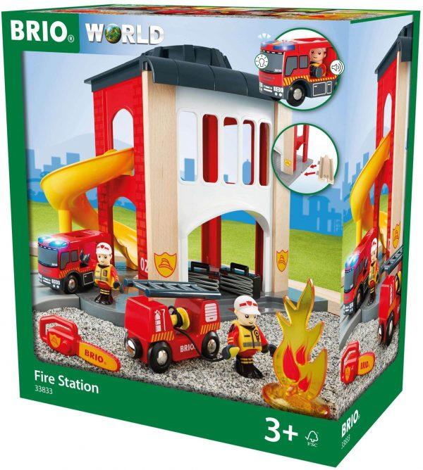 בריו תחנת כיבוי אש BRIO 33833