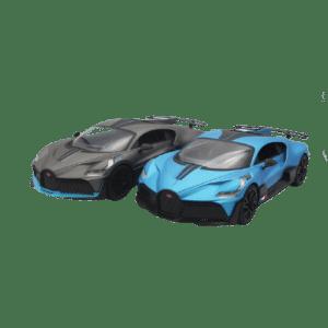 HARO - מכונית בוגאטי איבו על שלט 12 1עם מטען USB