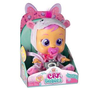 Cry Babies - קריי בייביז - בובת תינוק בוכה עם דמעות - הופי