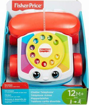 פישר פרייס - טלפון קלאסי - FGW66