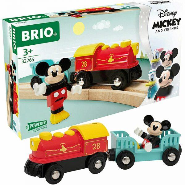 בריו רכבת מיקי מאוס BRIO 32265
