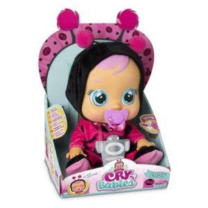 Cry Babies - קריי בייביז - בובת תינוק בוכה עם דמעות - ליידי