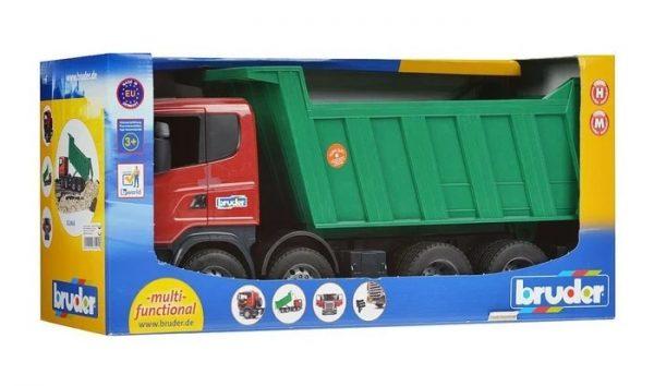 משאית סקניה הובלה - ברודר 03550