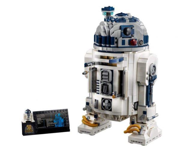 לגו מלחמת הכוכבים - R2 D2 75308