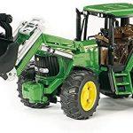 44632טרקטור חקלאי ג'ון דיר 6920 + כף – ברודר 02052