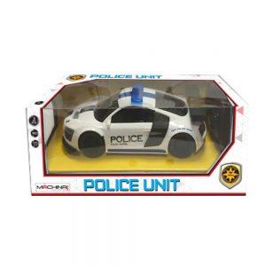 MACHINA – מכונית משטרה על שלט רחוק עם אורות