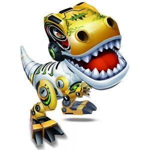 SAUR - דינוזאור רובוט חכם נטען