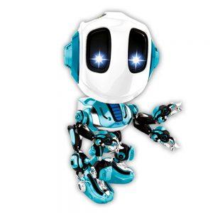 BOT V.2 - רובוט חכם ממתכת נטען