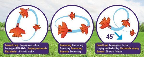 בריינסטורם - זוג מטוסי פעלולים