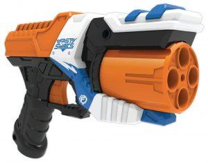 FAST SHOTS - אקדח חיצים עם 8 חיצים