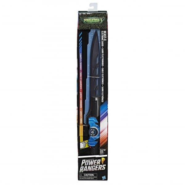 פאוורנג'רס - חרב אלקטרונית