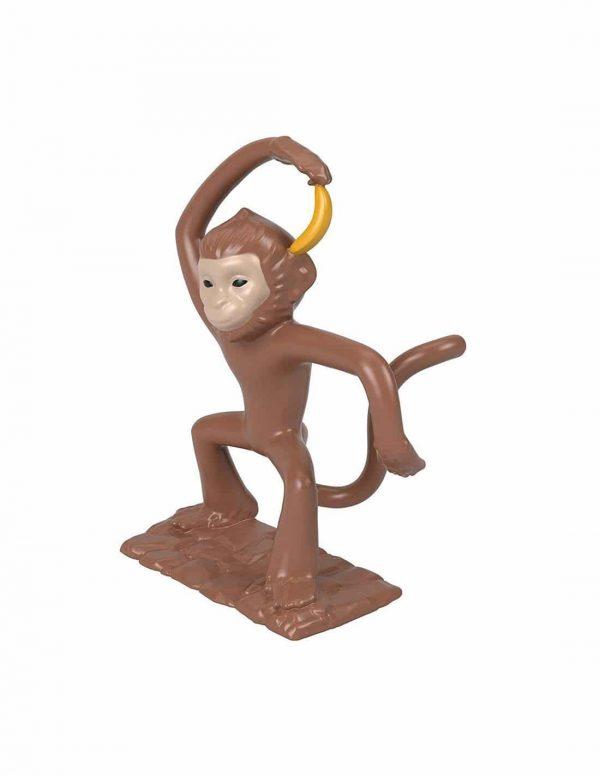 תומס הקטר - מסלול מעגלי הקוף השובב