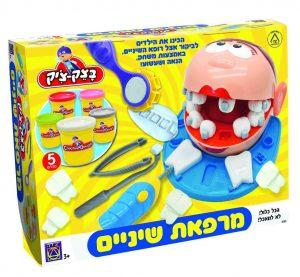 בצ'ק בצ'יק - מרפאת שיניים - משחקי יצירה