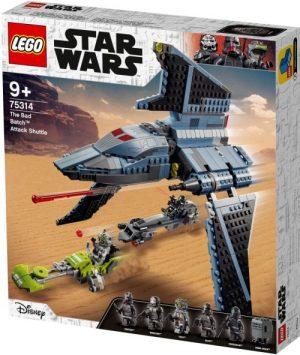 לגו מלחמת הכוכבים - מעבורת התקיפה 75314