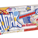 49454סופרסוניק – הגיטרה המעוצבת שלי