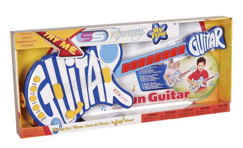 סופרסוניק - הגיטרה המעוצבת שלי