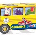 50001בצק-צ'יק – באוטובוס – משחקי יצירה