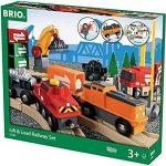 49094בריו מסילת רכבת + תחנת נשיאה והטענה 33165 BRIO