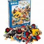 49051בריו סט בניה 211 חלקים 34588 BRIO