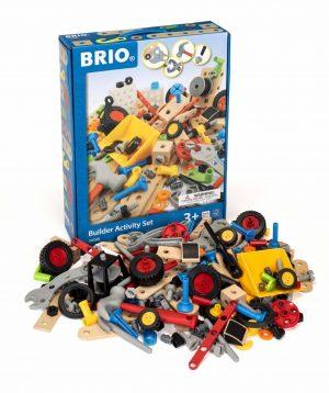בריו סט בניה 211 חלקים 34588 BRIO