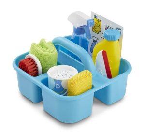 ערכת כלי נקוי לבית - מליסה ודאג