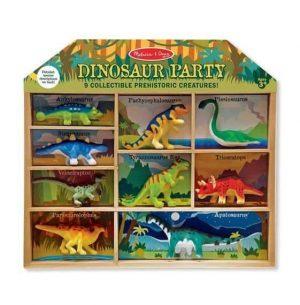 מארז דינוזאורים - מליסה ודאג