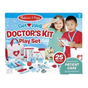 ערכת משחק רופא - מליסה ודאג