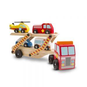 גרר רכבי הצלה מעץ - מליסה ודאג