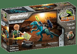 פליימוביל דינוזאורים 70629